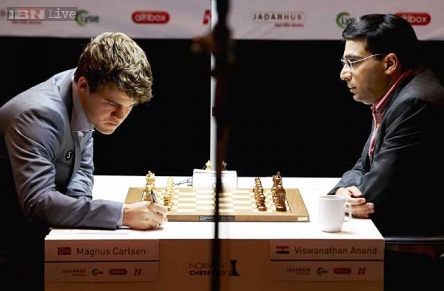 World Chess Championship: Viswanathan Anand begins pursuit of 6th title