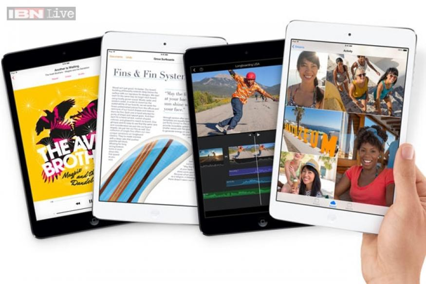 Apple iPad Mini with Retina display goes on sale; prices start at $399