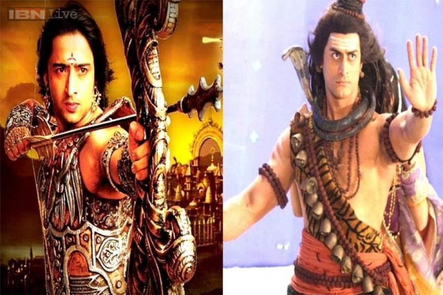 Will 'Arjun' Shaheer Sheikh outperform Mohit Raina, the hottest on-screen God?