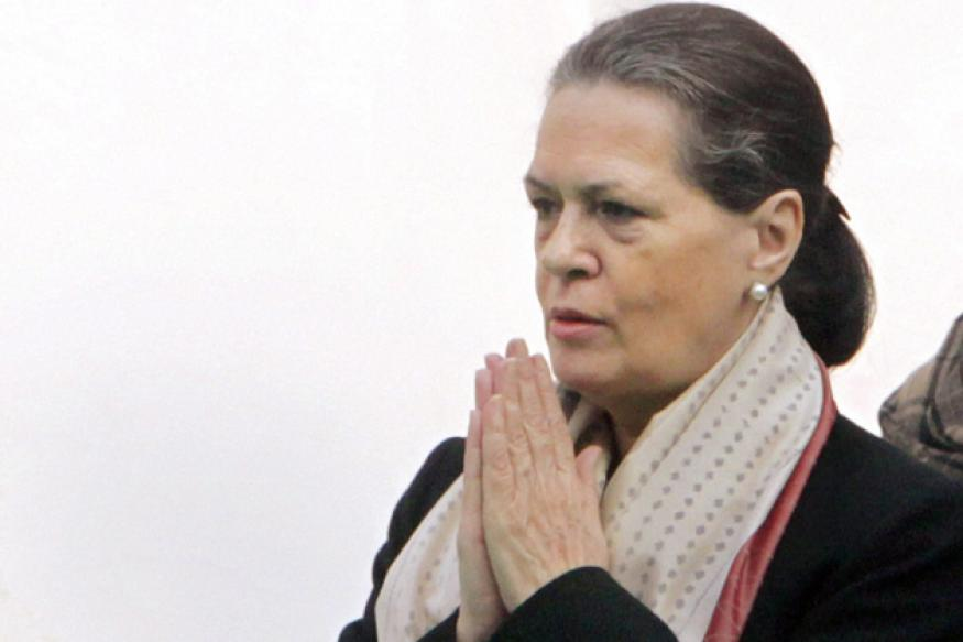 BJP is 'double-faced' on combating corruption, says Sonia Gandhi