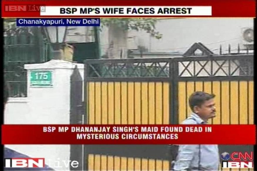 Delhi Police arrests BSP MP's wife in domestic help death case