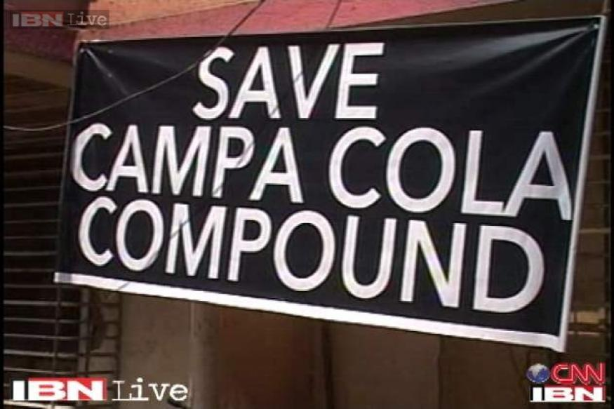Campa Cola society: What the issue is