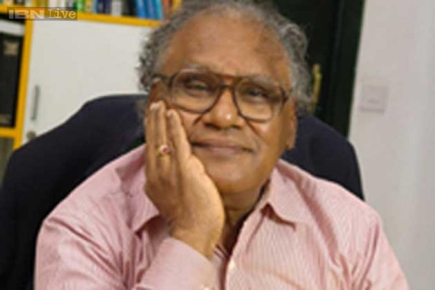 CNR Rao, a high priest of pure science gets Bharat Ratna