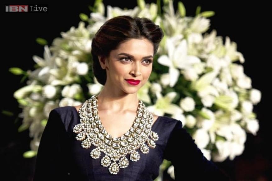 I am traditional when it comes to love: Deepika Padukone