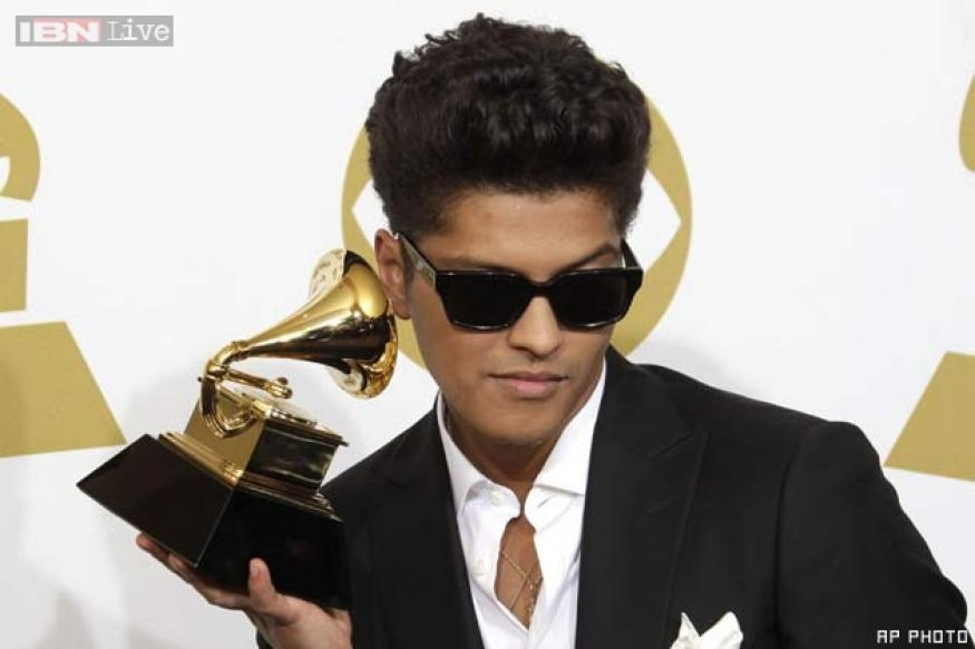 Bruno Mars to perform at 2013 MTV European Music Awards
