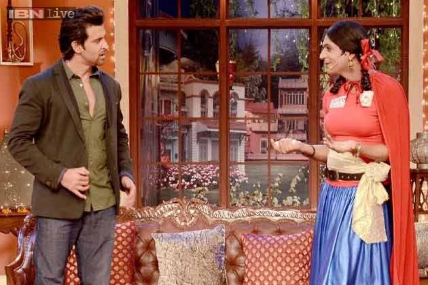 Has Sunil Grover aka Gutthi quit 'Comedy Nights with Kapil'?