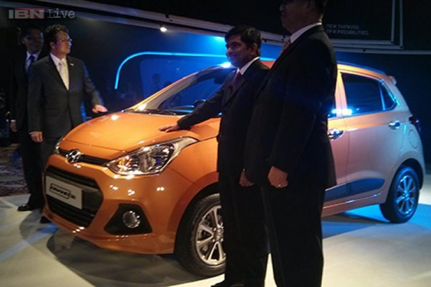 Hyundai launches Grand i10 automatic in India at Rs 5.64 lakh