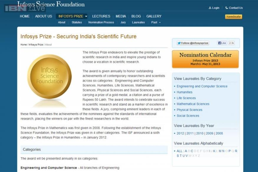 Nayanjot Lahiri, 6 others win Infosys Foundation awards