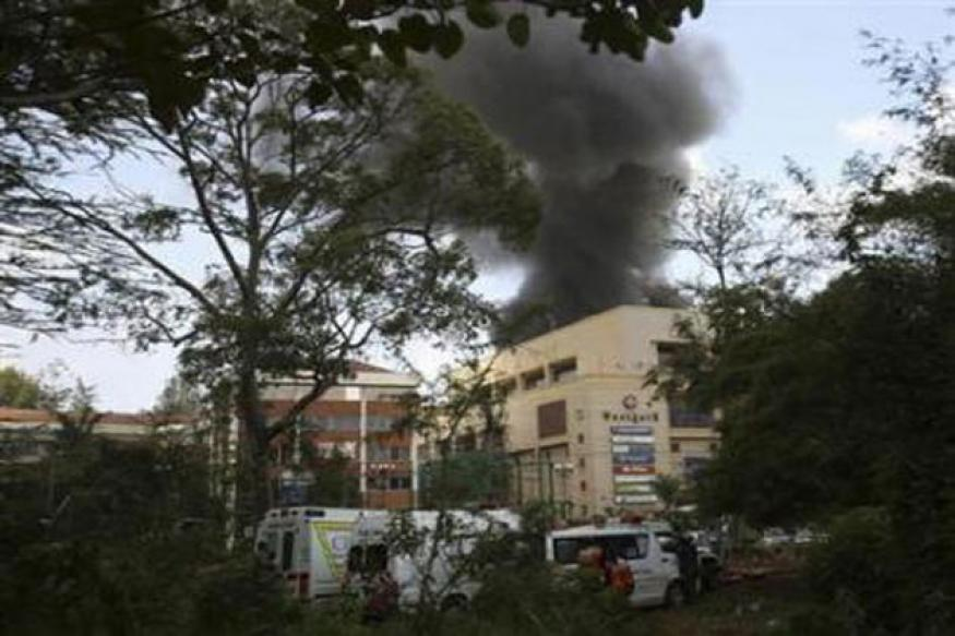 Kenya charges four men with aiding shopping mall attackers