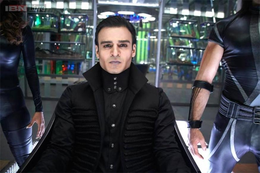 'Krrish 3' strikes gold, Vivek Oberoi over the moon