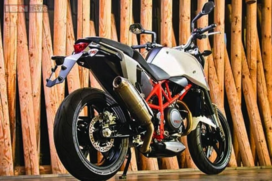 KTM 690 Duke to be launched in India by 2015