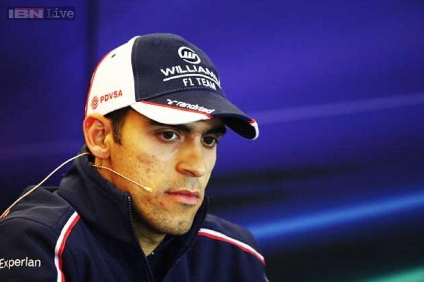 Pastor Maldonado accuses Williams of favouring Valtteri Bottas