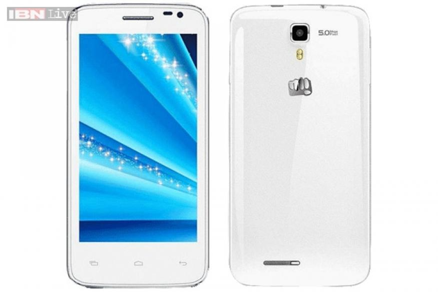 Micromax Canvas Juice A77 with 5-inch display available online for Rs 7,999
