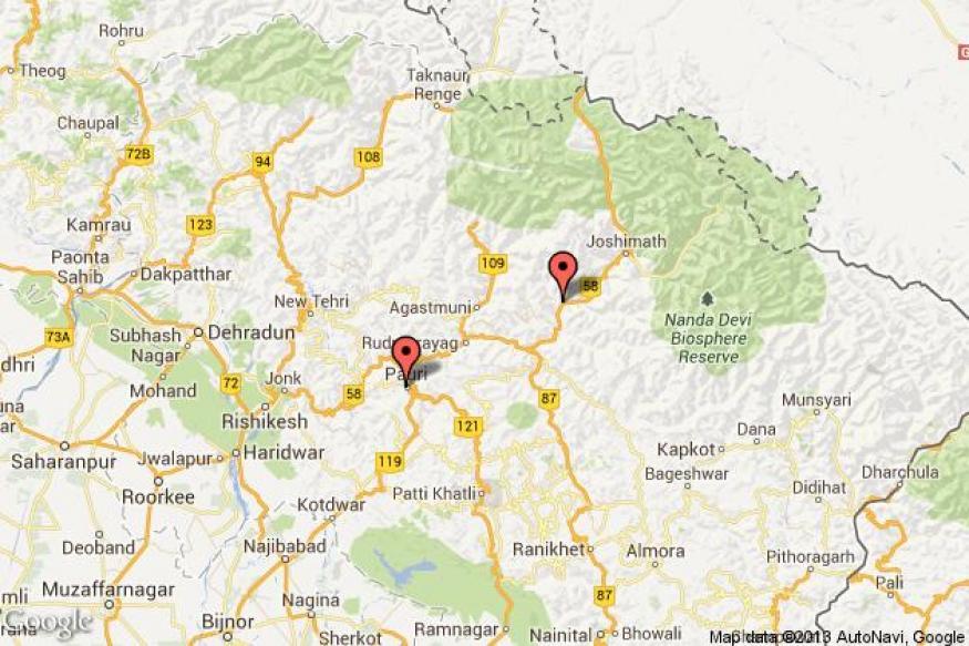 Mild tremor shakes Chamoli, Pauri; epicentre in Garhwal