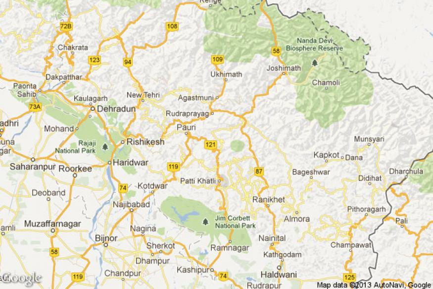 Moderate intensity earthquake shook parts of Uttarakhand