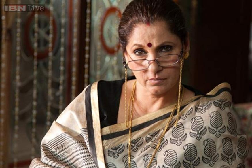What The Fish: Check out Dimple Kapadia's new look