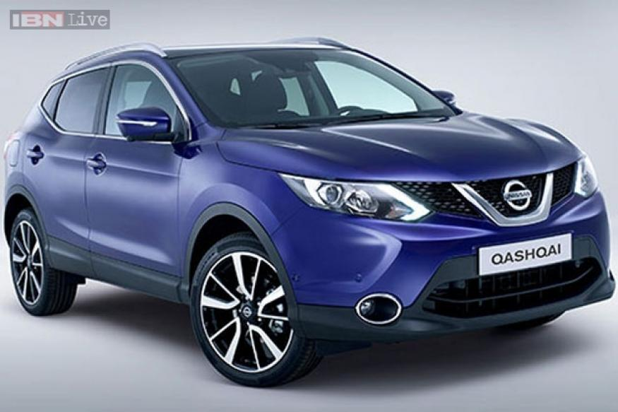 2014 Nissan Qashqai unveiled, likely to make it to India