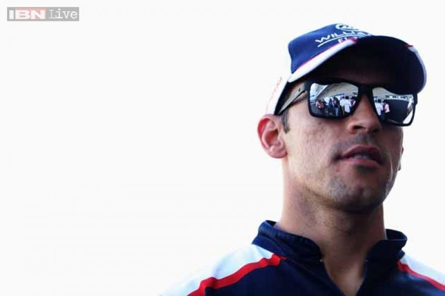 Pastor Maldonado joins Grosjean at Lotus for 2014 F1