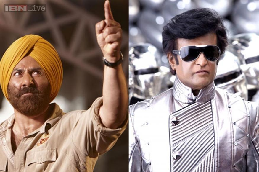 Sunny Deol replaces Rajinikanth as the Ultimate Superhero