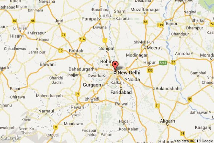 Three killed at Old Delhi railway station yard