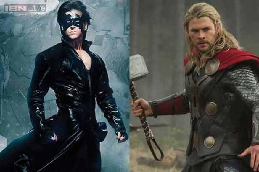 10 awesome things that Krrish can learn from Thor