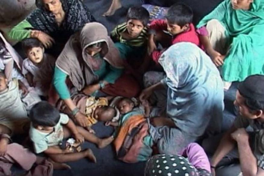 Two Muzaffarnagar riot victims die at a relief camp, villagers allege medical negligence