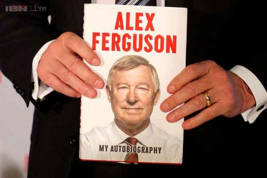 Reading My Autobiography by Sir Alex is a sheer delight