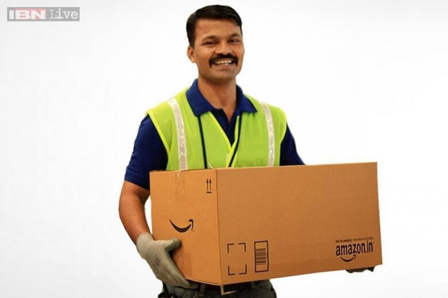 Amazon guaranteed delivery date in Brisbane