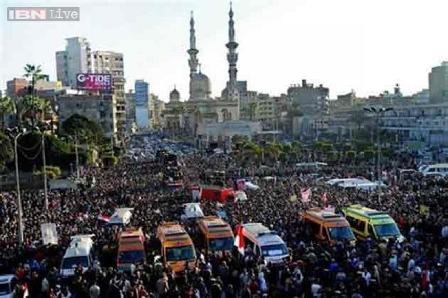 Egypt names Muslim Brotherhood a terrorist group