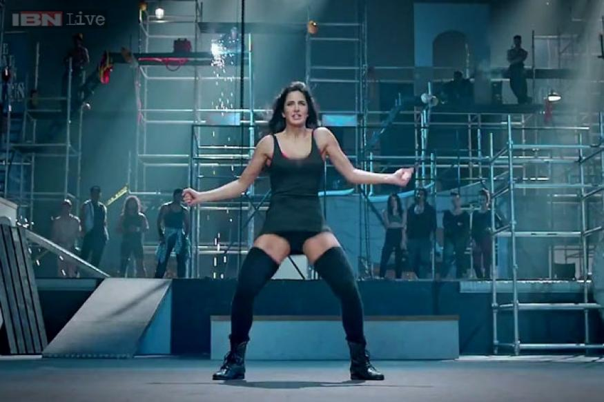 Dhoom 3: 'Go Kamli' with Katrina Kaif in a new song promo