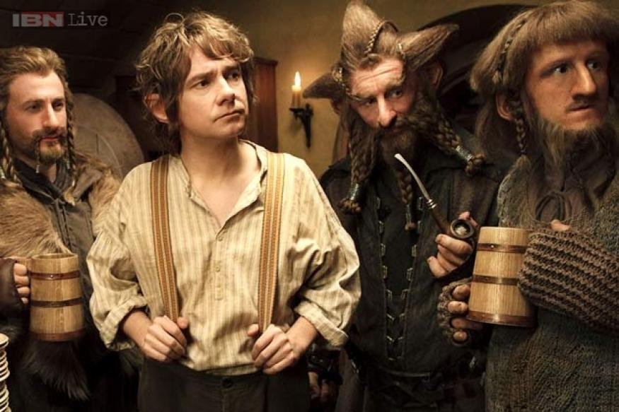 'The Hobbit - The Desolation of Smaug' sets the US box-office on fire