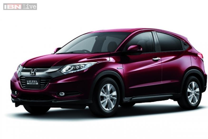 Honda Vezel, City diesel, Mobilio set for 2014 launch in India