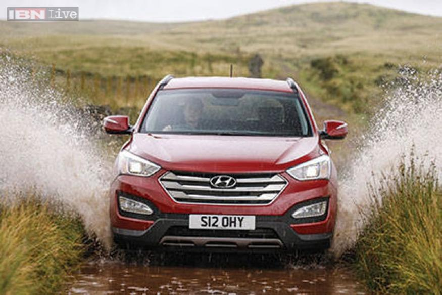Hyundai to launch the new Santa Fe in India by February 2014