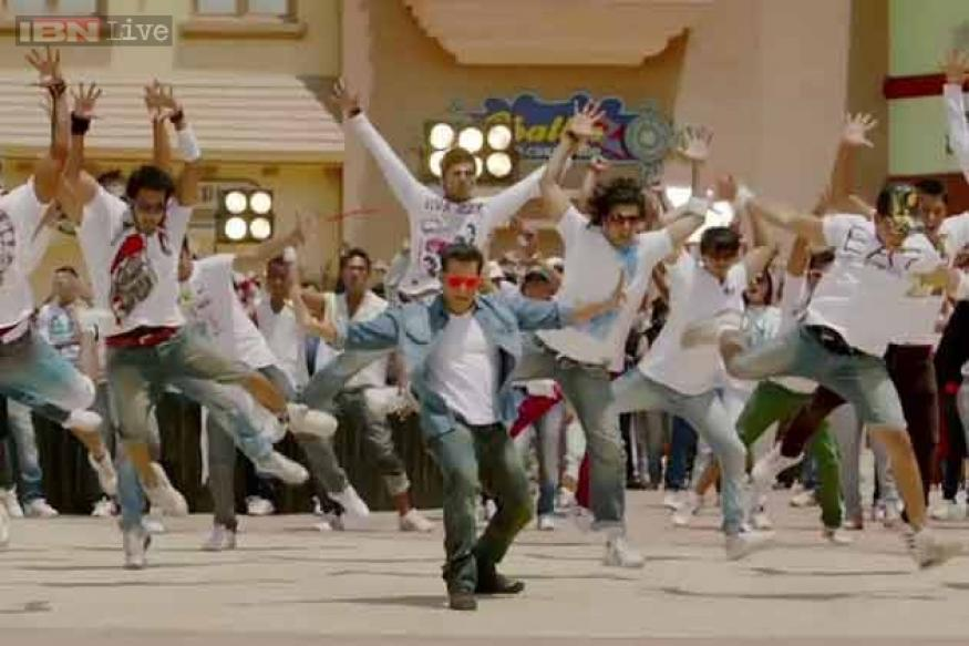 Salman's 'Jai Ho' full song is out! Is this the unofficial Aam Aadmi Party anthem?