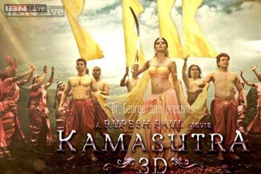 'Kamasutra 3D' misread as a B-grade soft porn movie: Rupesh Paul