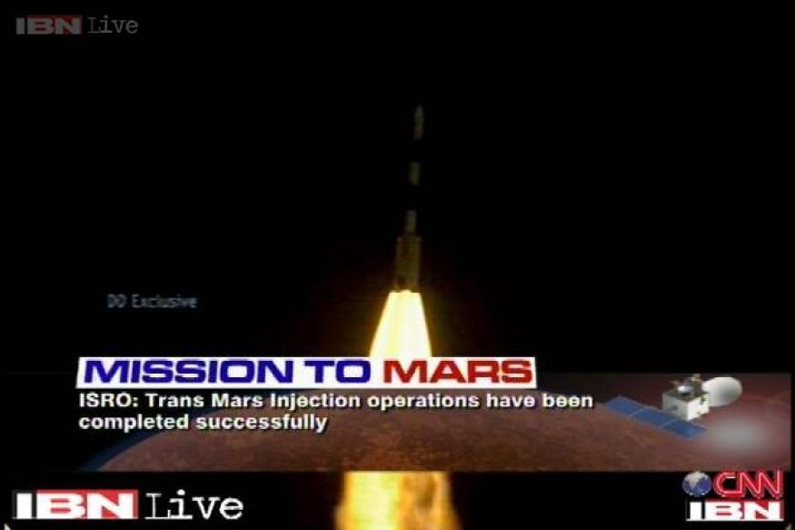 isro mars mission news - photo #5
