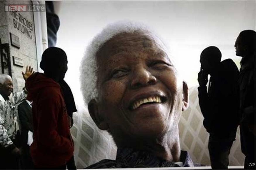 Nelson Mandela's statue to be erected at Presidency