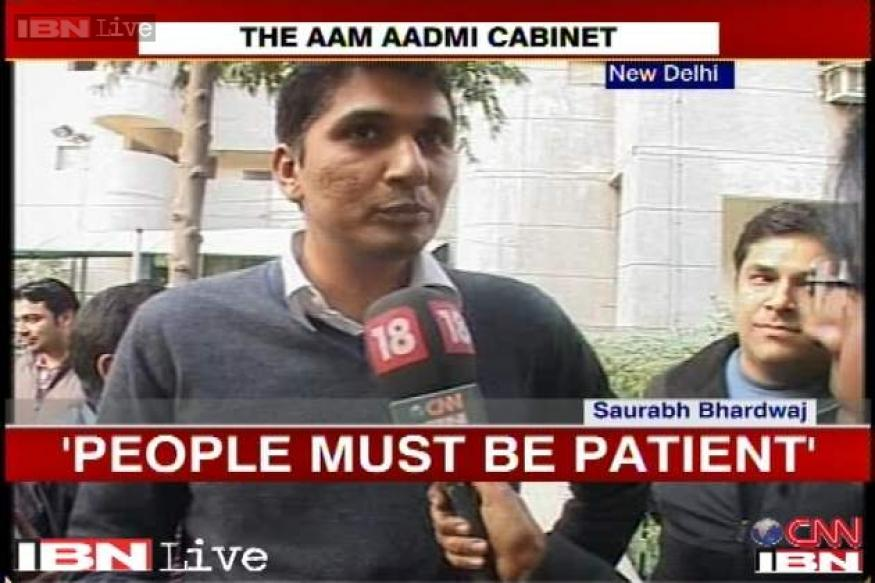 Delhi: AAP ministers list out objectives