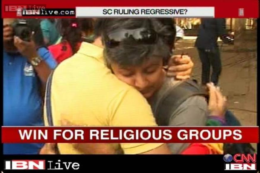 Religious groups hail SC verdict on gay sex, LGBTs outraged
