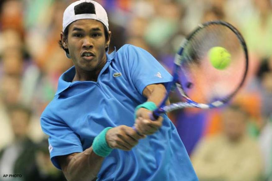 Yuki stuns higher-rated Busta, Somdev exits in first round