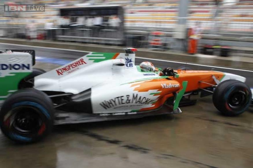 Sahara Force India ink technical partnership with Motegi