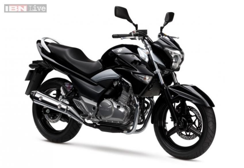Suzuki GW250 (Inazuma) coming to India in January 2014