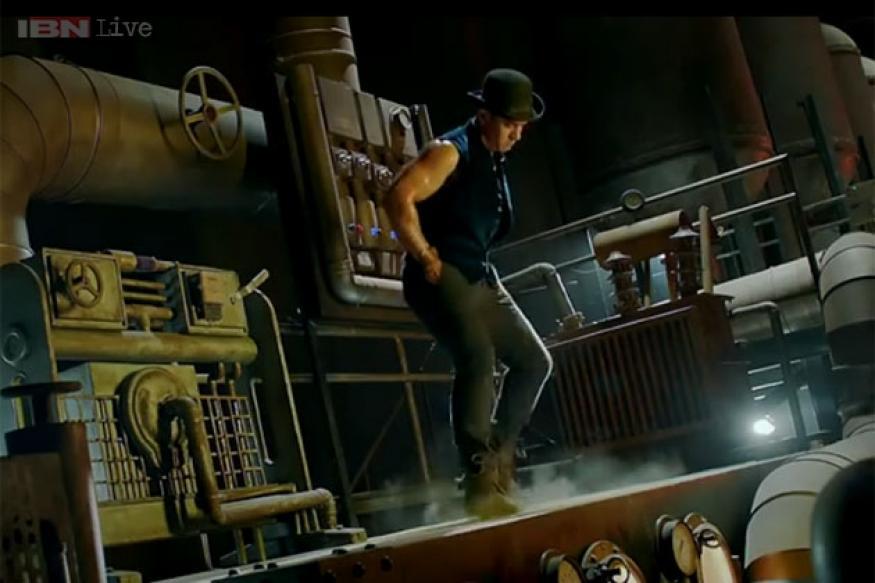 Dhoom 3: Watch Aamir Khan's fantastic tap dancing in new promo