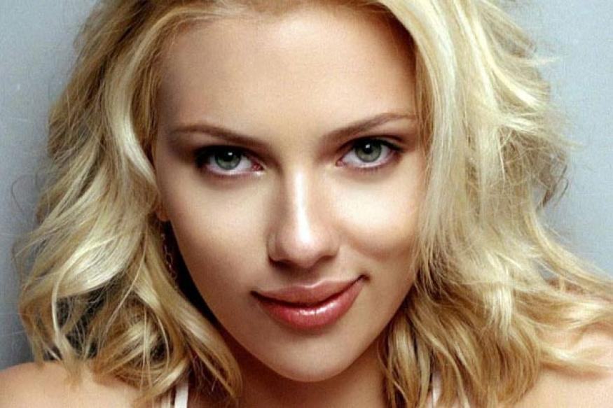 Scarlett Johansson likes to work out before holidays