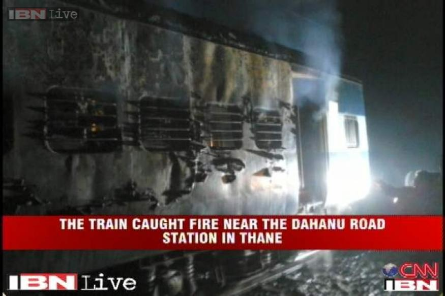Dehradun express fire: Railways announce ex-gratia