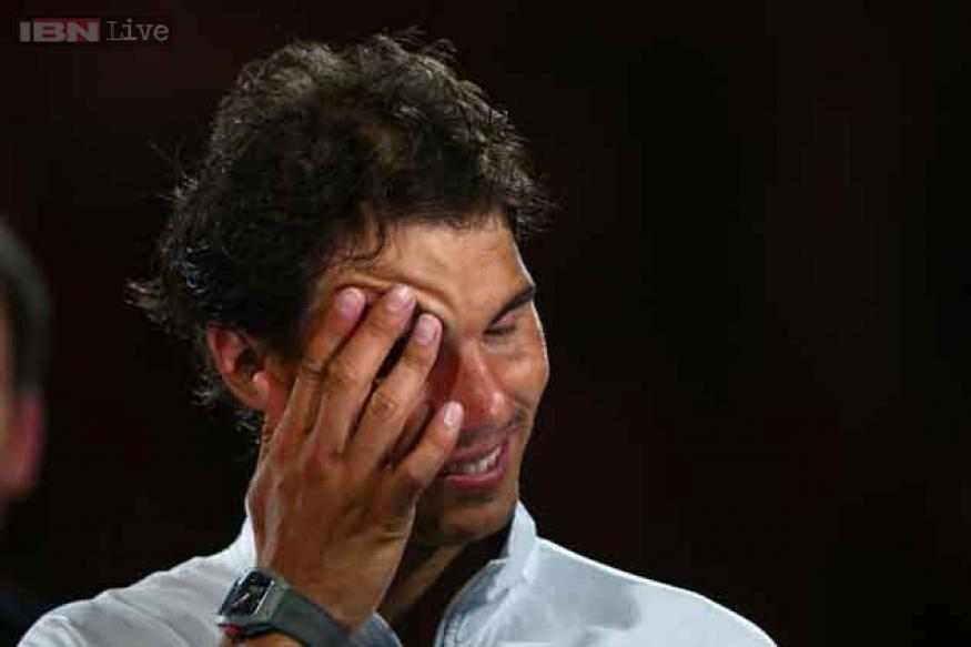 Rafael Nadal should recover quickly, says uncle Toni