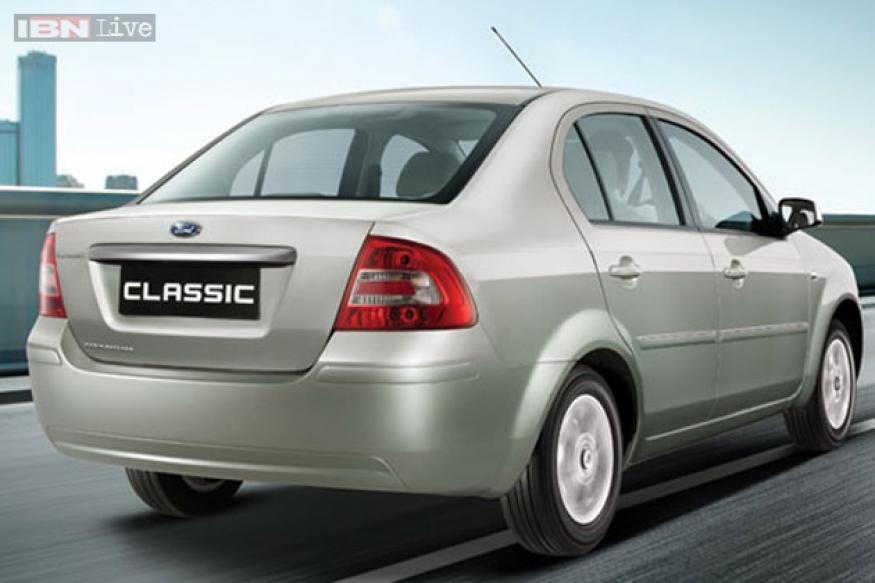 Ford Classic prices slashed by up to Rs 1 lakh