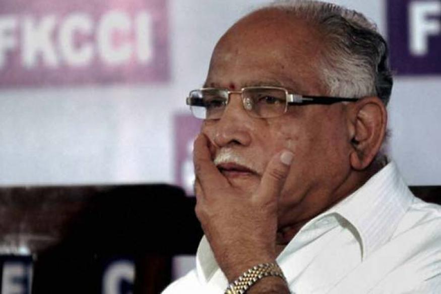 BS Yeddyurappa announces merger of his party with BJP