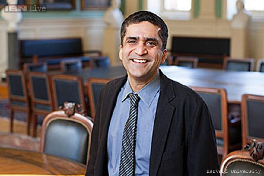 Indian-origin academician appointed dean of Harvard College
