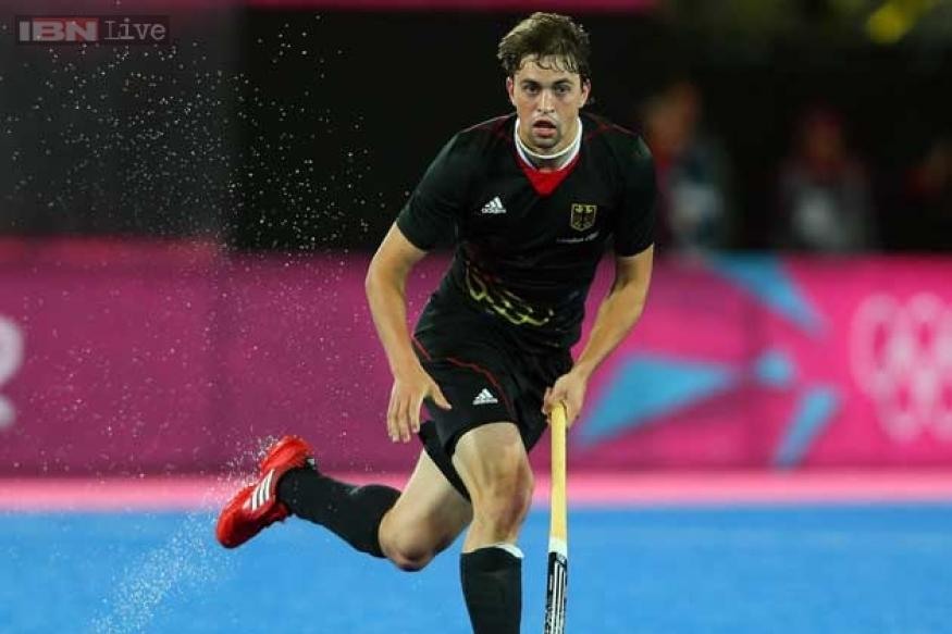 Germany's Tobias Hauke named FIH Player of the Year